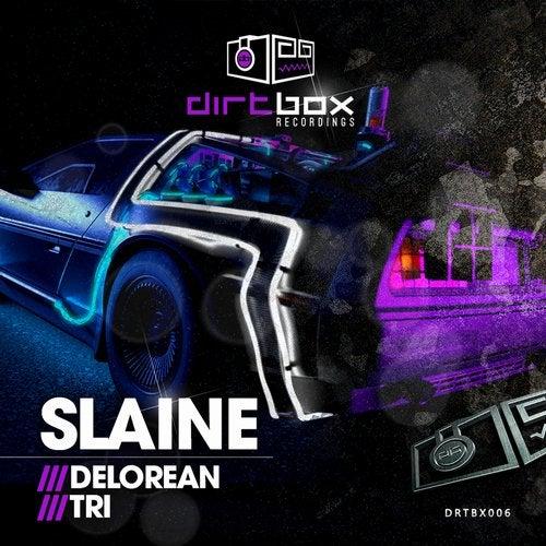 Slaine - Delorean / TRI (EP) 2018