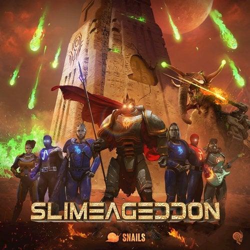 SNAILS - SLIMEAGEDDON [EP] 2018