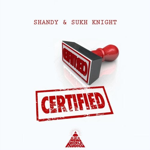 Shandy & Sukh Knight - Certified / Astral Gate EP