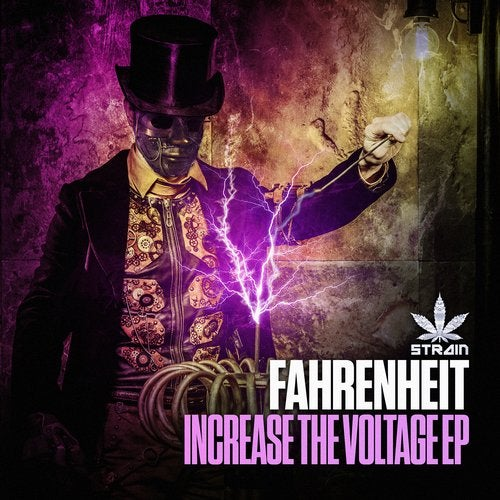 Fahrenheit - Increase The Voltage [EP] 2017