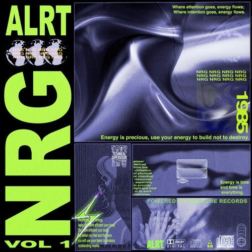 ALRT - NRG Vol. 1 EP