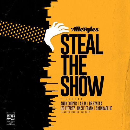 The Allergies - Steal The Show LP