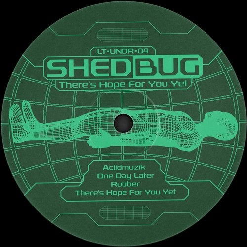 Shedbug - There's Hope for You Yet 2019 [EP]
