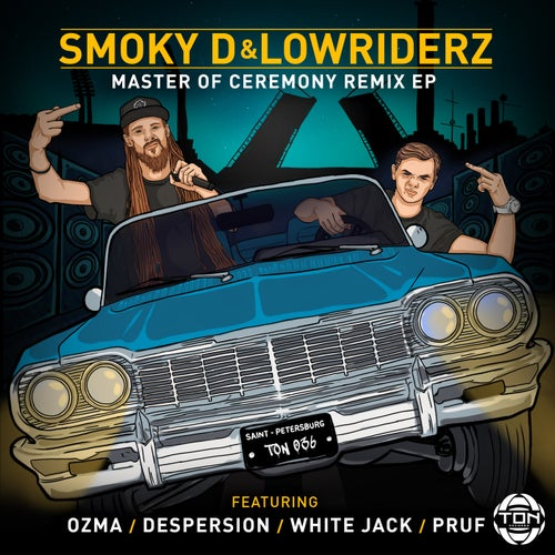 Download Smoky D, LowRIDERz - Master of Ceremony (Remixes) (TONRECORDS036) mp3