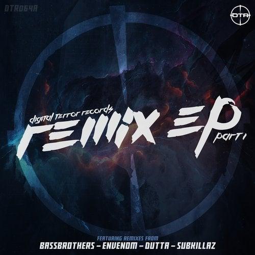 K Motionz & Cue & Fineprint & Jayline & Hokilla - Remix EP Part 1 [EP] 2017