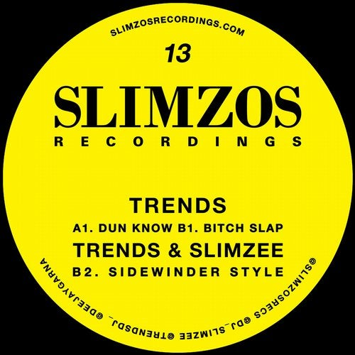 Trends - Slimzos 013 [EP] 2018