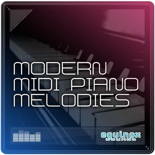 Modern MIDI Piano Melodies [Equinox Sounds]