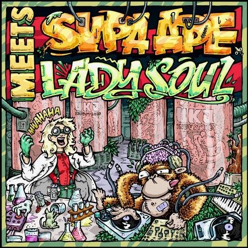 UK Jungle Records Presents Supa Ape Meets Lady Soul 2019 [EP]