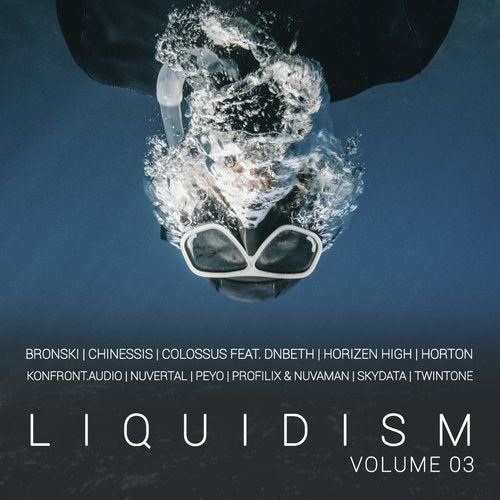 VA — LIQUIDISM, VOL. 3 (DNBB DIGITAL) [LP] 2018