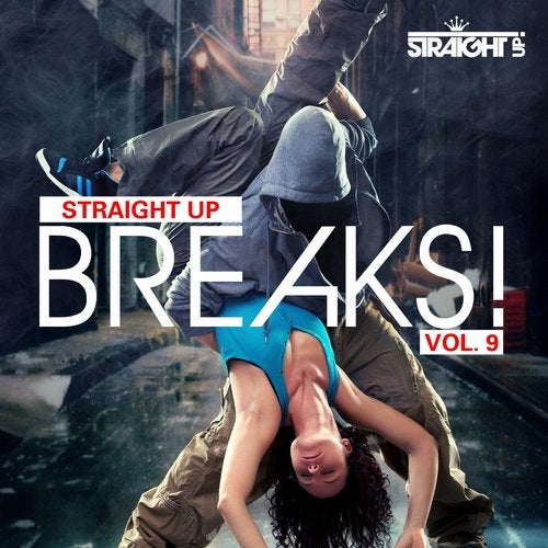 VA - STRAIGHT UP BREAKS! VOL. 9 [LP] 2014
