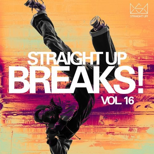 VA - STRAIGHT UP BREAKS! VOL. 16 [LP] 2016