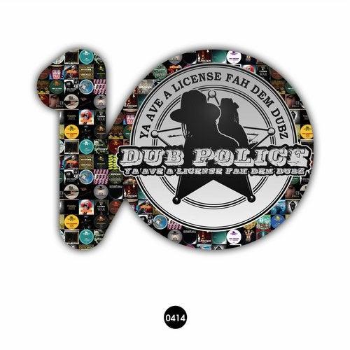 VA - DUB POLICE 10 2014 (LP)
