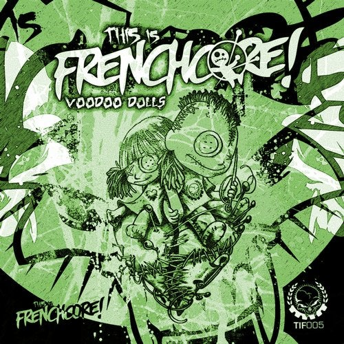 THIS IS FRENCHCORE VOODOO DOLLS 2018 [LP]