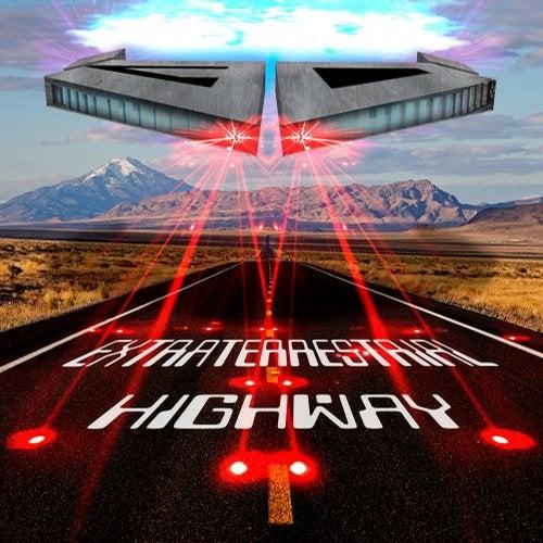 DJ 3D - Extraterrestrial Highway (EP) 2018