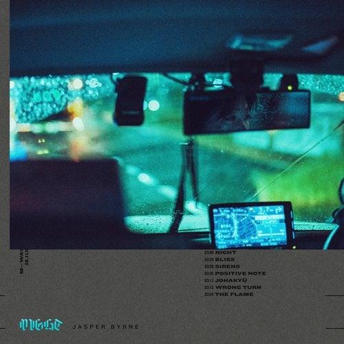 Jasper Byrne - Night (EP) 2019