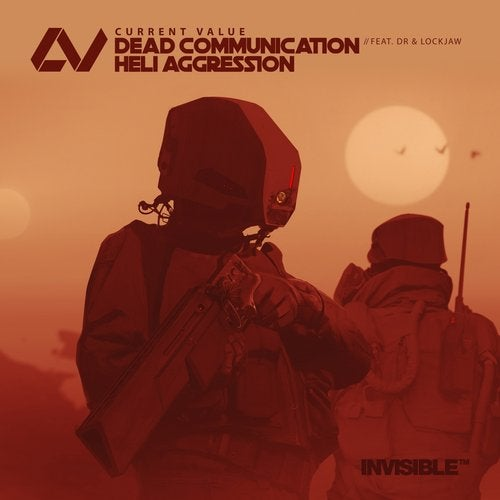 Current Value & DR & Lockjaw - Dead Communication / Heli Aggression [EP] 2017