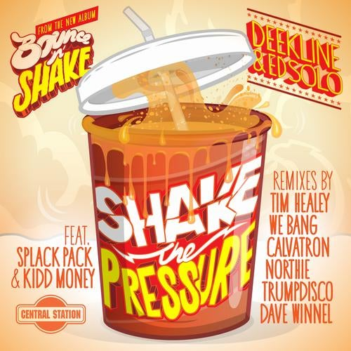 Deekline - Shake The Pressure 2011 [LP]