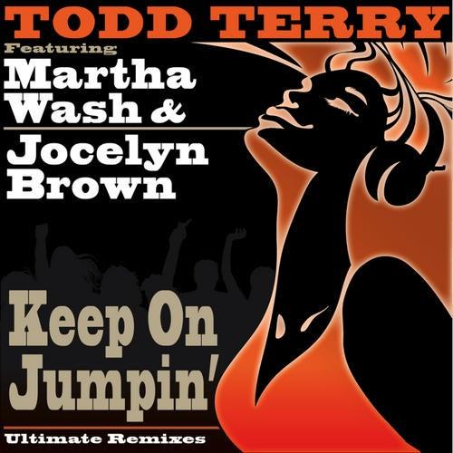Keep On Jumpin' (Original Acapella)