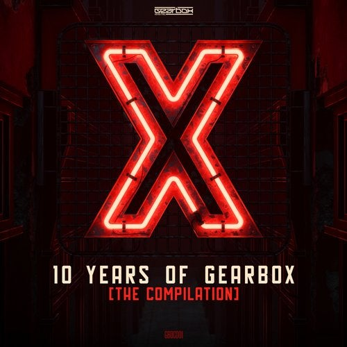 VA - 10 YEARS OF GEARBOX LP 2019