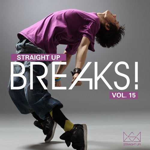 VA - STRAIGHT UP BREAKS! VOL. 15 [LP] 2015