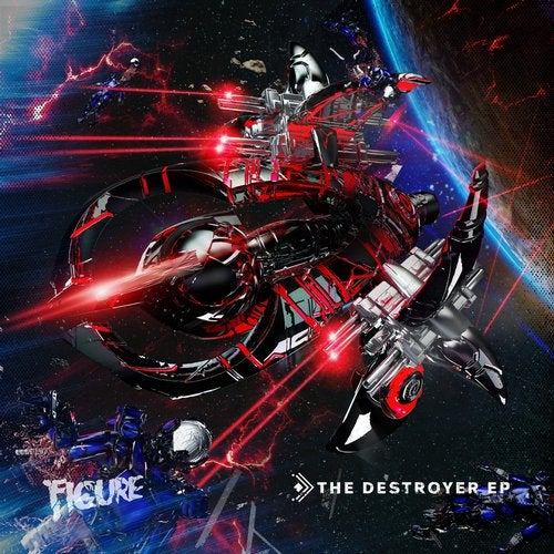 Figure - The Destroyer 2019 (EP)