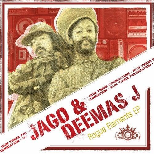 Deemas J, Jago - RTZ Foundation Rogue Elements (EP) 2019