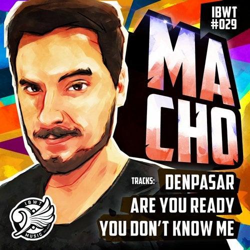 Macho — Denpasar (EP) 2018