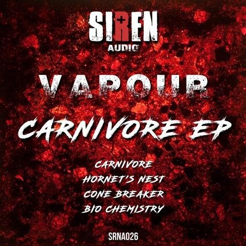 Dj Vapour — Carnivore (EP) 2018
