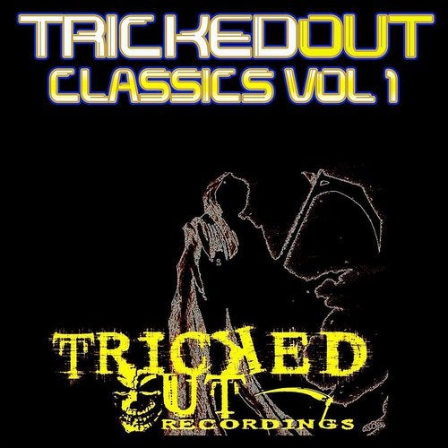 Omar Santana - Tricked Out Classics, Vol. 1 2016 [LP]