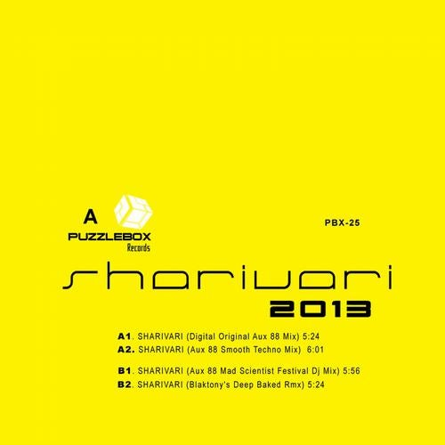 Sharivari 2013 featuring A Number of Names (Aux 88 Digital Mix)