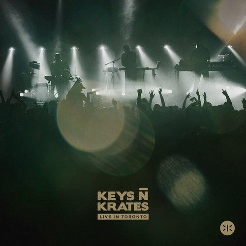 Keys N Krates - Live in Toronto (LP) 2018