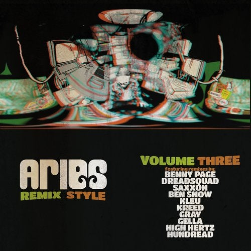 Aries - Jungle Style Part 3 (Remixes) 2019 [LP]
