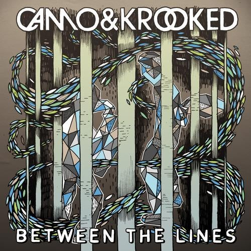Camo & Krooked - Between The Lines 2012 [LP]