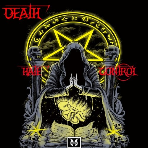 Death — Hate & Control (EP) 2018