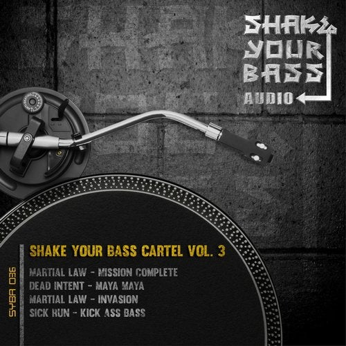 VA - SHAKE YOUR BASS CARTEL VOL. 3 [EP] 2016