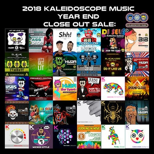 VA - KALEIDOSCOPE MUSIC YEAR END SALE [LP] 2018