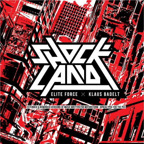 Elite Force - Shockland 2011 [LP]