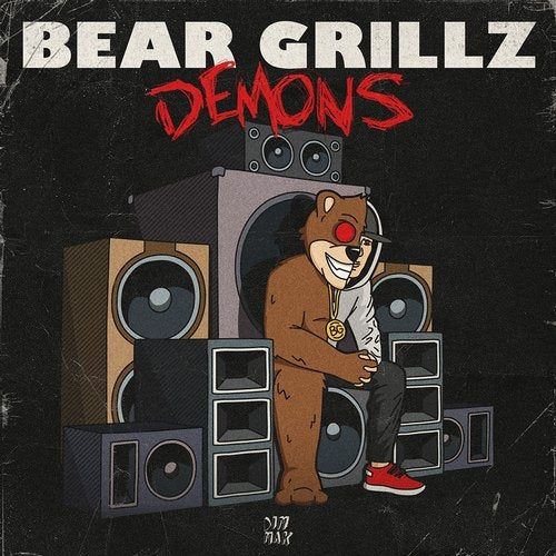 Bear Grillz - Demons 2019 [LP]