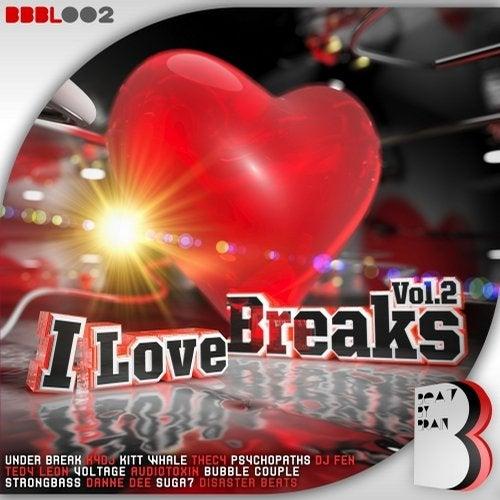VA - I LOVE BREAKS, VOL. 2 [LP] 2017