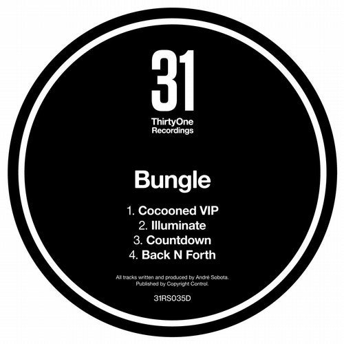 Bungle — Cocooned VIP (EP) 2018