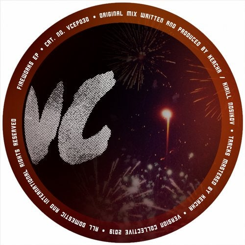 Kercha - Fireworks [EP] 2019