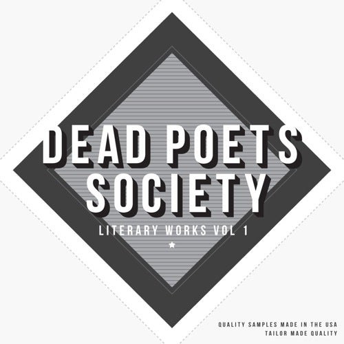 Dead Poets Society - Literary Works Vol 1 [Crate Diggers]