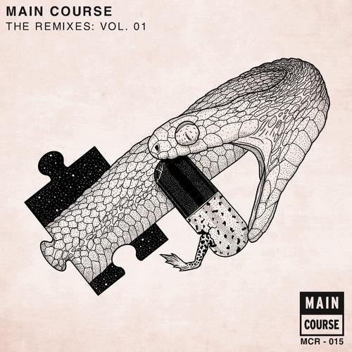 VA - Main Course - The Remixes - Vol 01 [EP] 2013