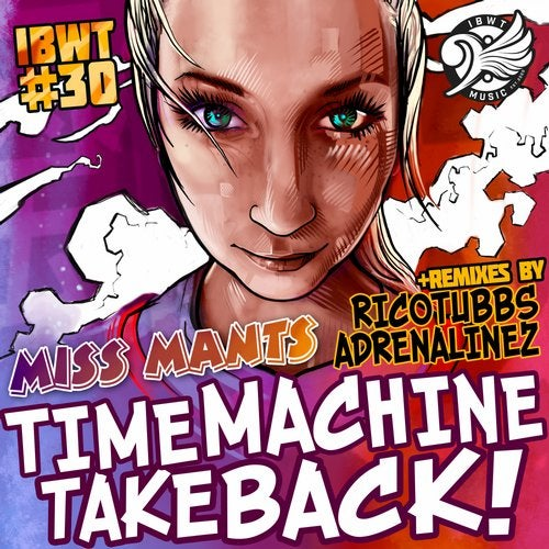MISS MANTS — Time Machine (EP) 2018