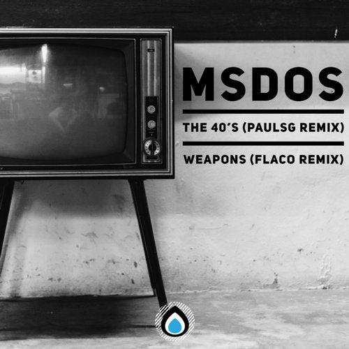 mSdoS - MSDOS Remixed 9 [EP] 2018