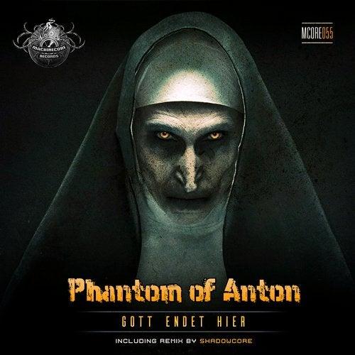 Phantom of Anton - Gott endet hier 2019 [EP]