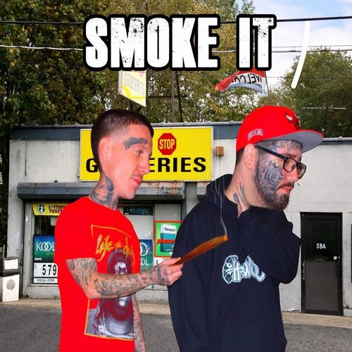 Crewsont - Smoke It (EP) 2019