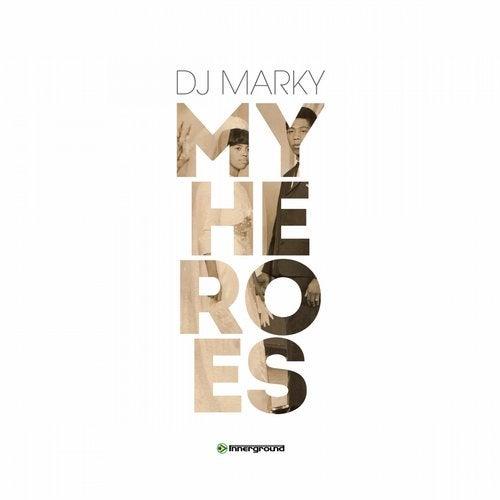 DJ Marky - My Heroes LP [INN070D]