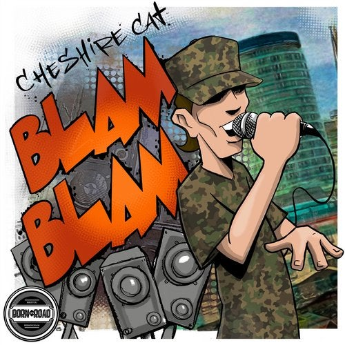 Cheshire Cat - Blam Blam 2019 [EP]