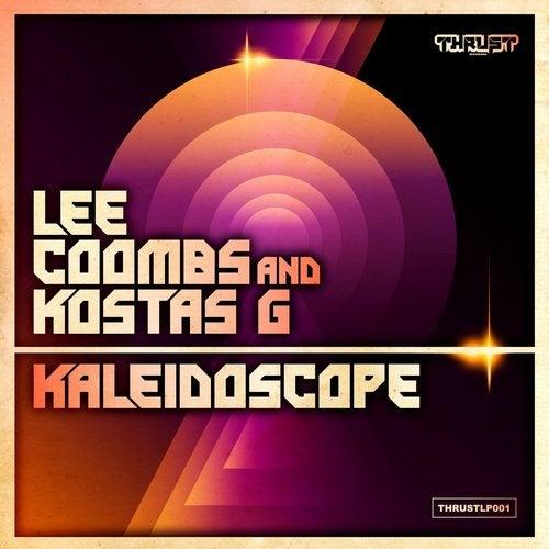 Lee Coombs - Kaleidoscope (LP) 2014